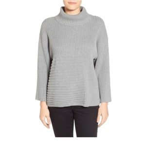 Vince Camuto | Ribbed Turtleneck Sweater